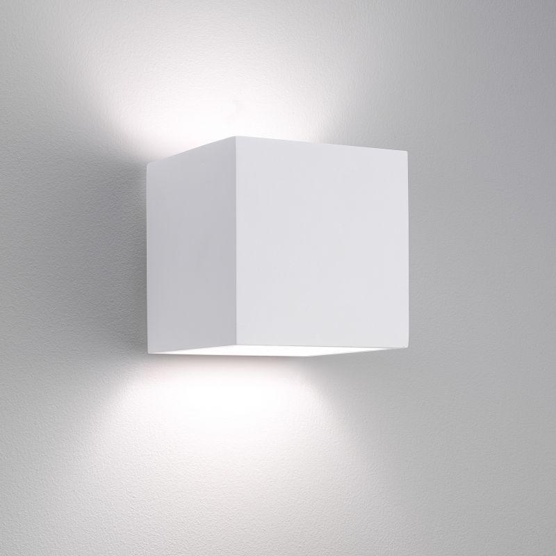 Astro Lighting Pienza Wall Light In Plaster