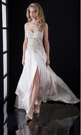 see thru wedding dresses - Google Search | Wedding/Event ideas ...