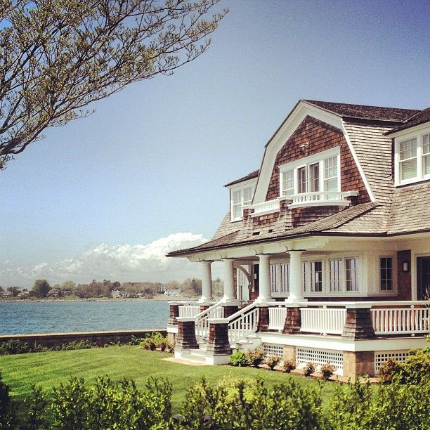Beautiful Lake Homes: House Styles +Era⚜