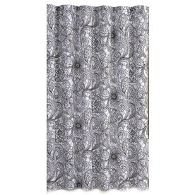 Metro Luxe Polyester Multi Toile Shower Curtain Lowes Home