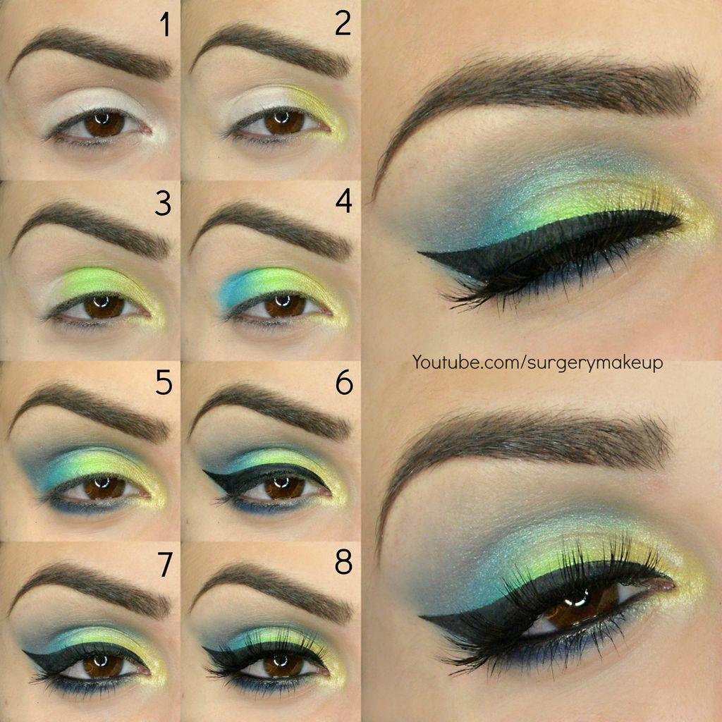 Green gold eye makeup tutorial by tsusurgerymakeup tsu green gold eye makeup tutorial by tsusurgerymakeup baditri Images