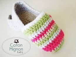 Resultado de imagen para alpargatas tejidas a crochet patrones