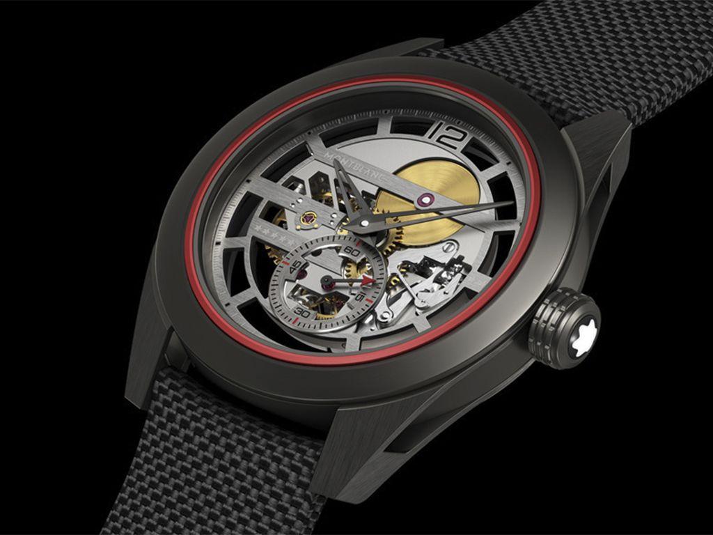 El Monblanc TimeWalker Pythagore Ultra-Light Concept, posiblemente se convierta en uno de los relojes más ligeros del mundo con apenas 14.88 gramos.