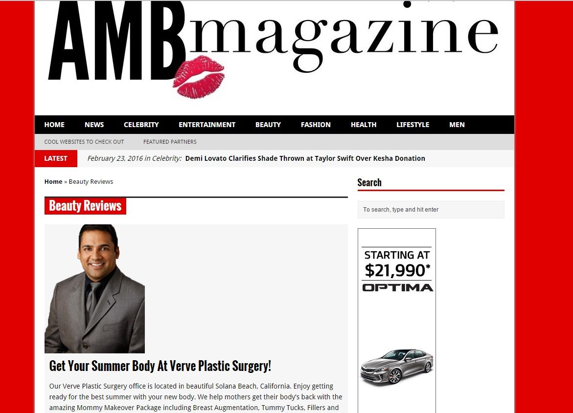 Plastic surgery donation websites