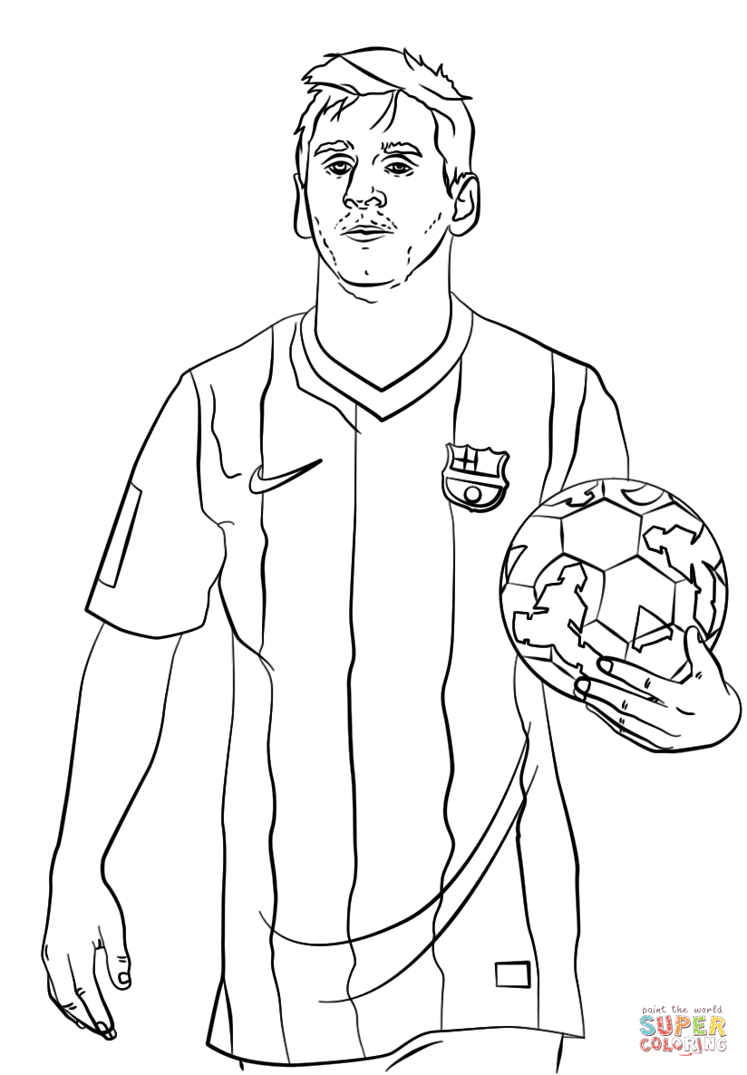 coloring pages barcelona fc schedule - photo#34