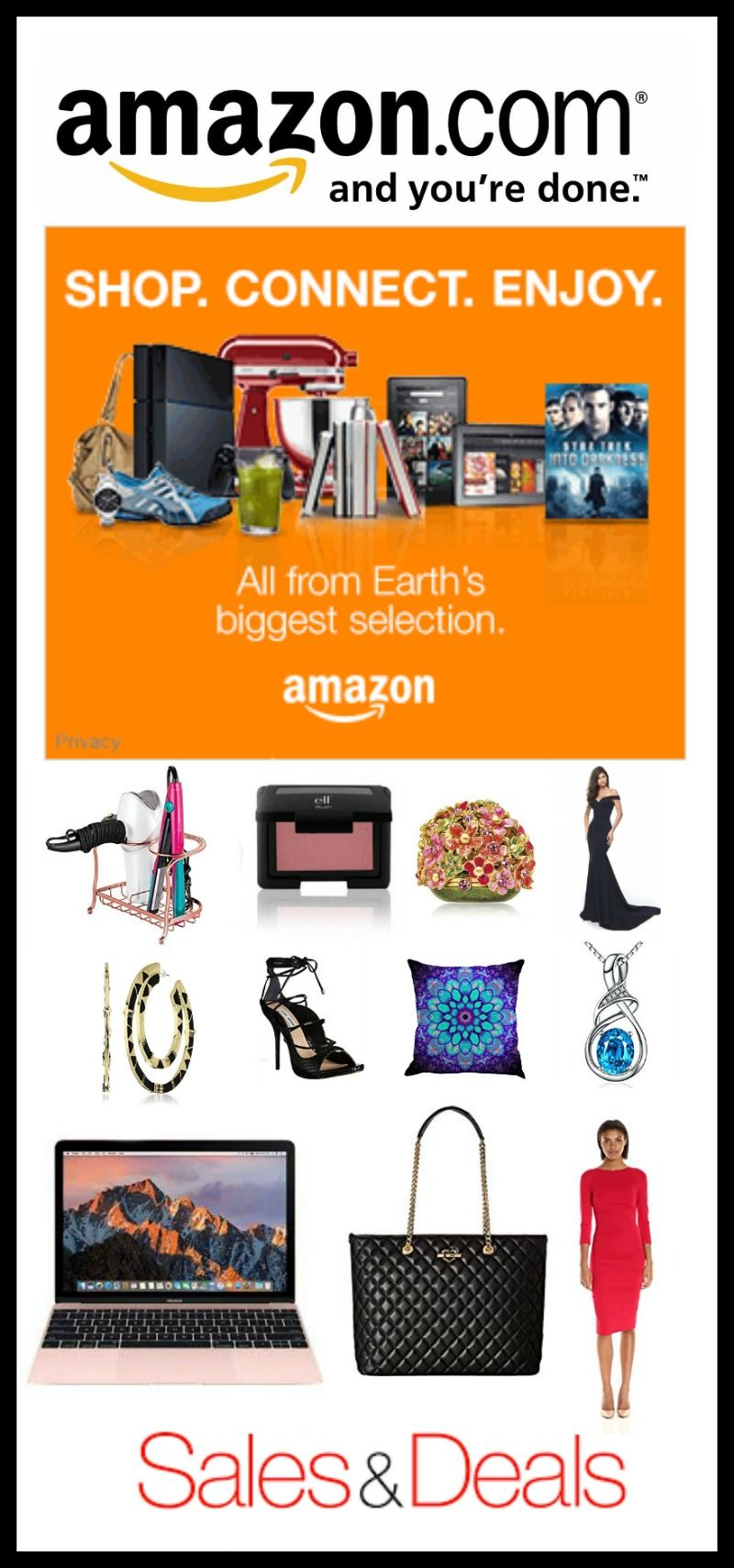 Find your favorite products on Amazon. Fashion Shopping
