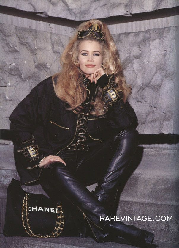 1990s Karl Lagerfeld for Chanel