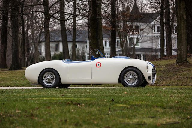 1952 Cunningham C2 Roadster Maintenance/restoration of old/vintage vehicles: the material for new cogs/casters/gears/pads could be cast polyamide which I (Cast polyamide) can produce. My contact: tatjana.alic14@gmail.com