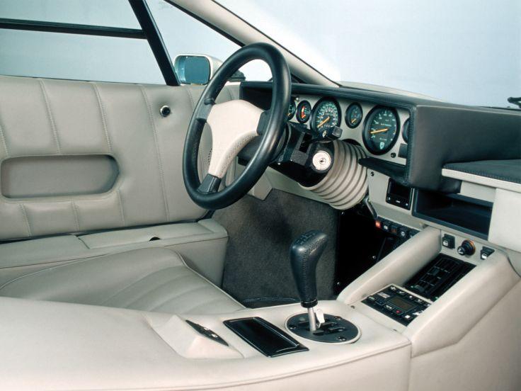 1988 Lamborghini Countach classic supercar supercars