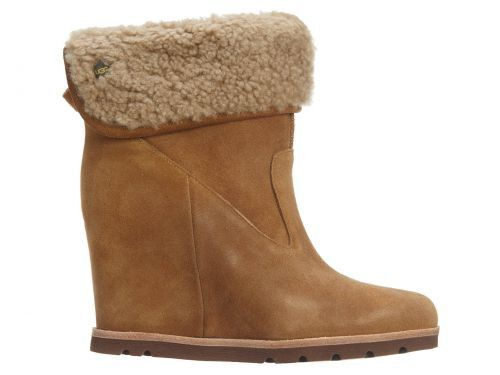 4d10549d1f4 UGG - Women's Kyra Wedge Boots - Chestnut | Products | Boots, Uggs ...