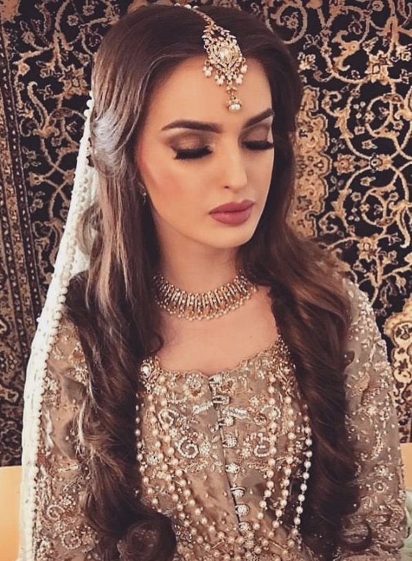 Pinterest Pawank90 Indian Bridal Hairstyles Asian Bridal