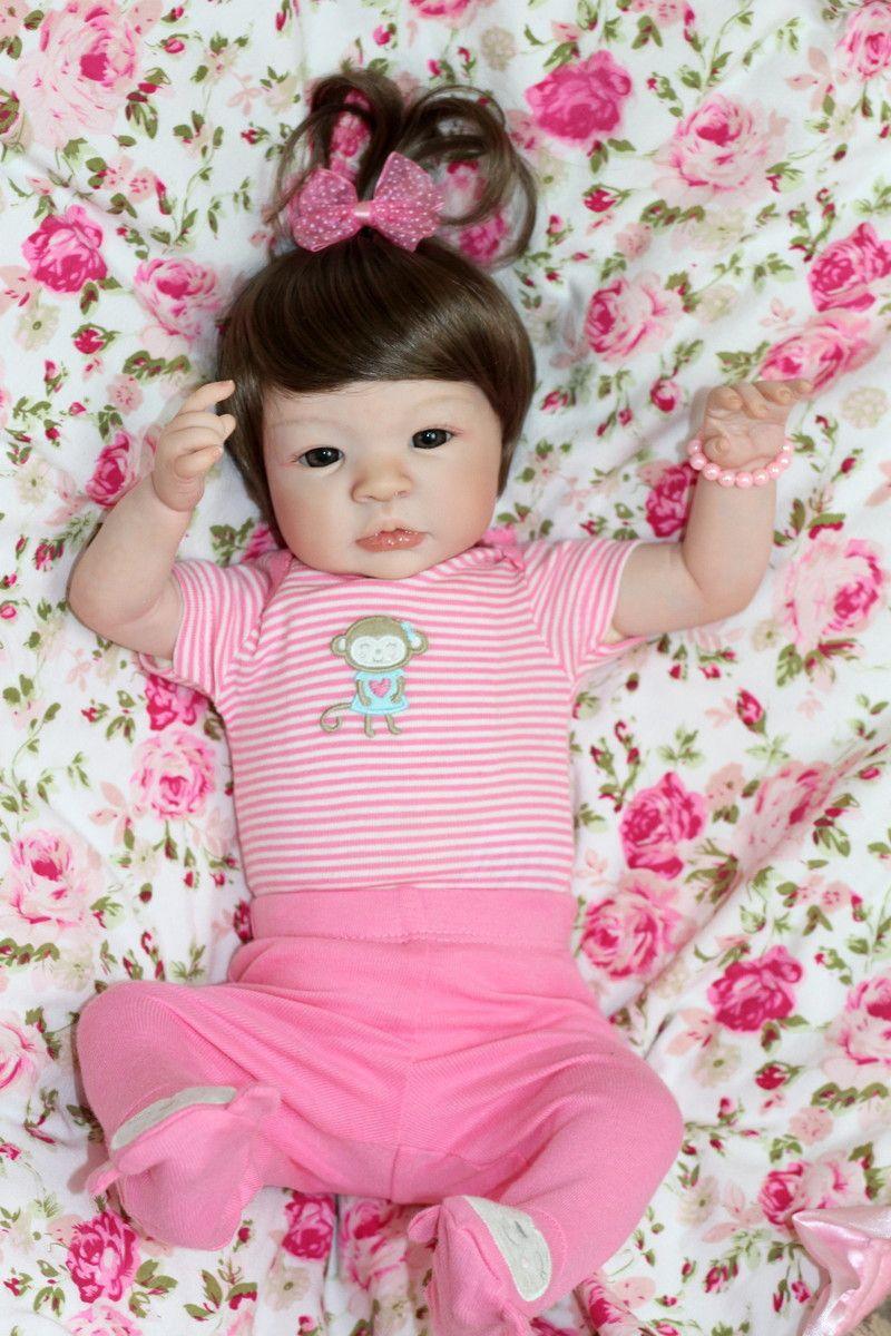 ea3b7566506c Início > Jogos e Brinquedos > Bebê Reborn > Bebê Reborn… | bebekler ...