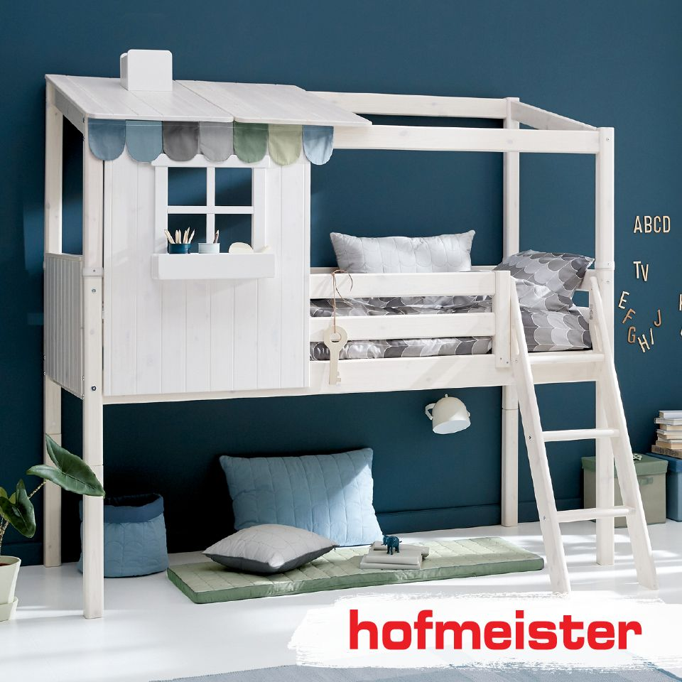 Pin Von Hofmeister Wohnzentrum Auf Kinderzimmer Bett Ideen Loft