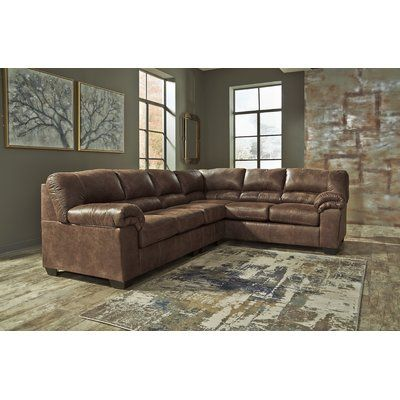 Pin By Rebecca Gordon On Furniture In 2020 Faux Leather Sectional Ashley Furniture Fabric Sectional Sofas