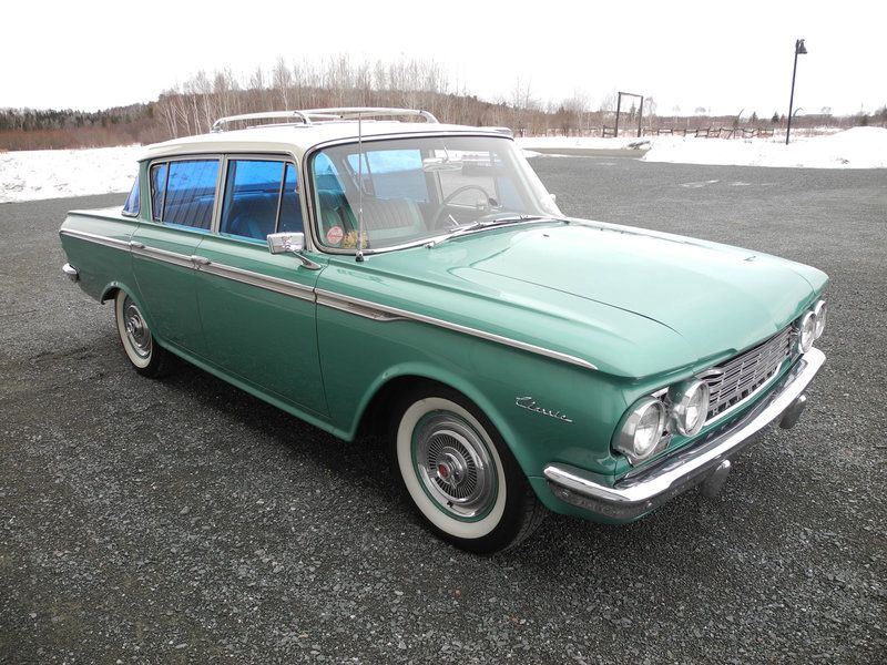 1962 Amc Rambler For Sale In Val Caron Ontario Old Car Online