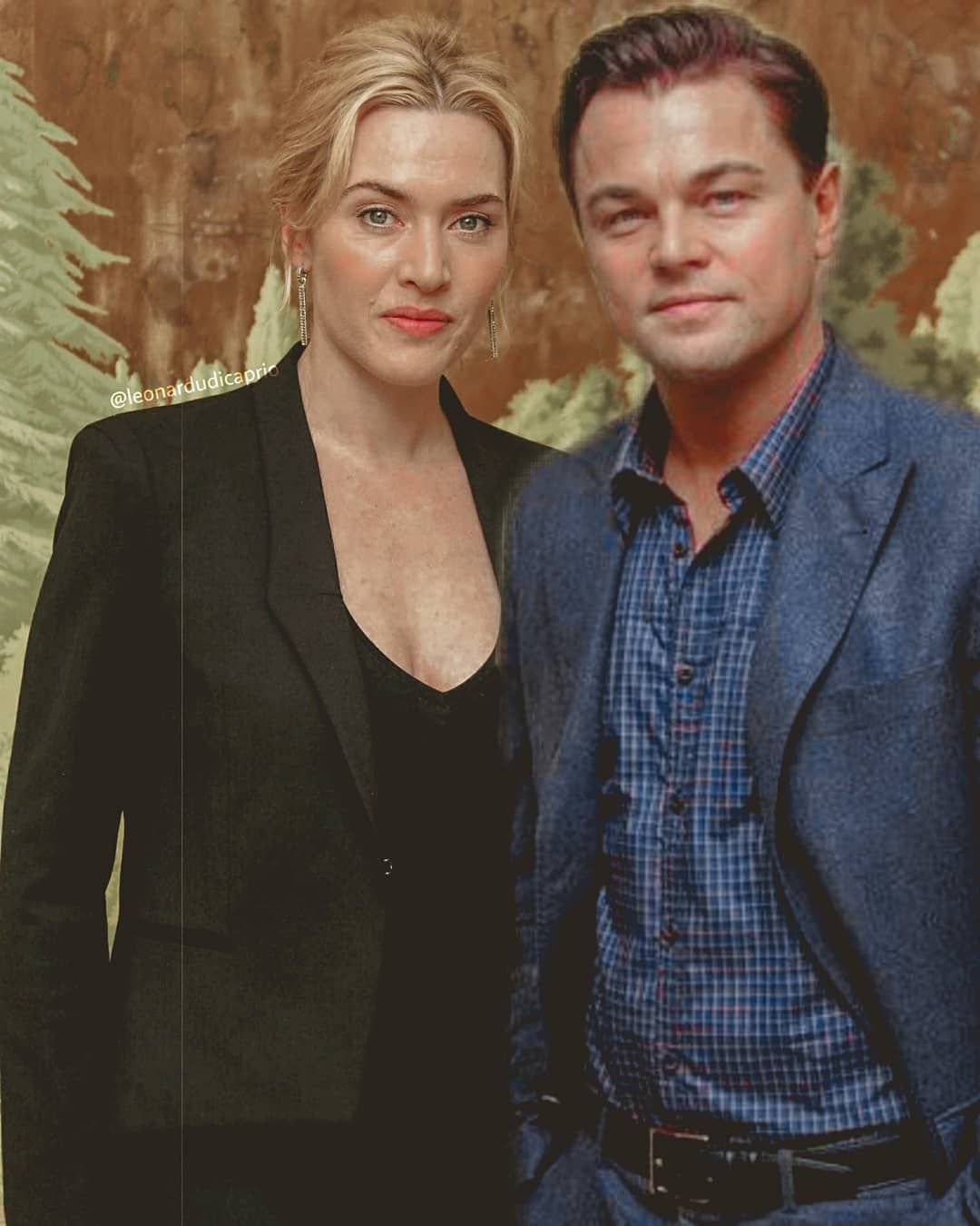 Leonardo Dicaprio On Instagram I Know This Is Horrible But I Had Nothing To Do And I Ended Up Creating This L Leonardo Dicaprio Leonardo Kate Winslet