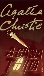 A Casa Torta Agatha Christie Livros De Romance E Melhores Livros