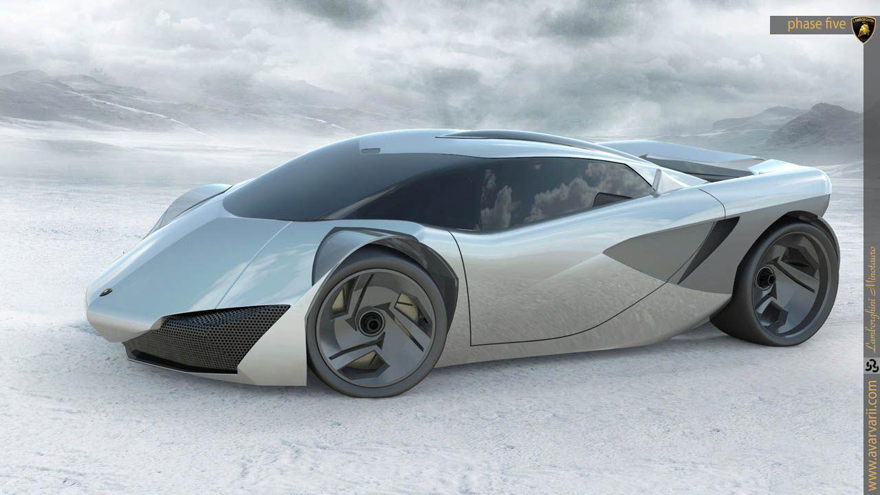 Lamborghini Minotauro Concept 2020 Lamborghinivenenowallpapers