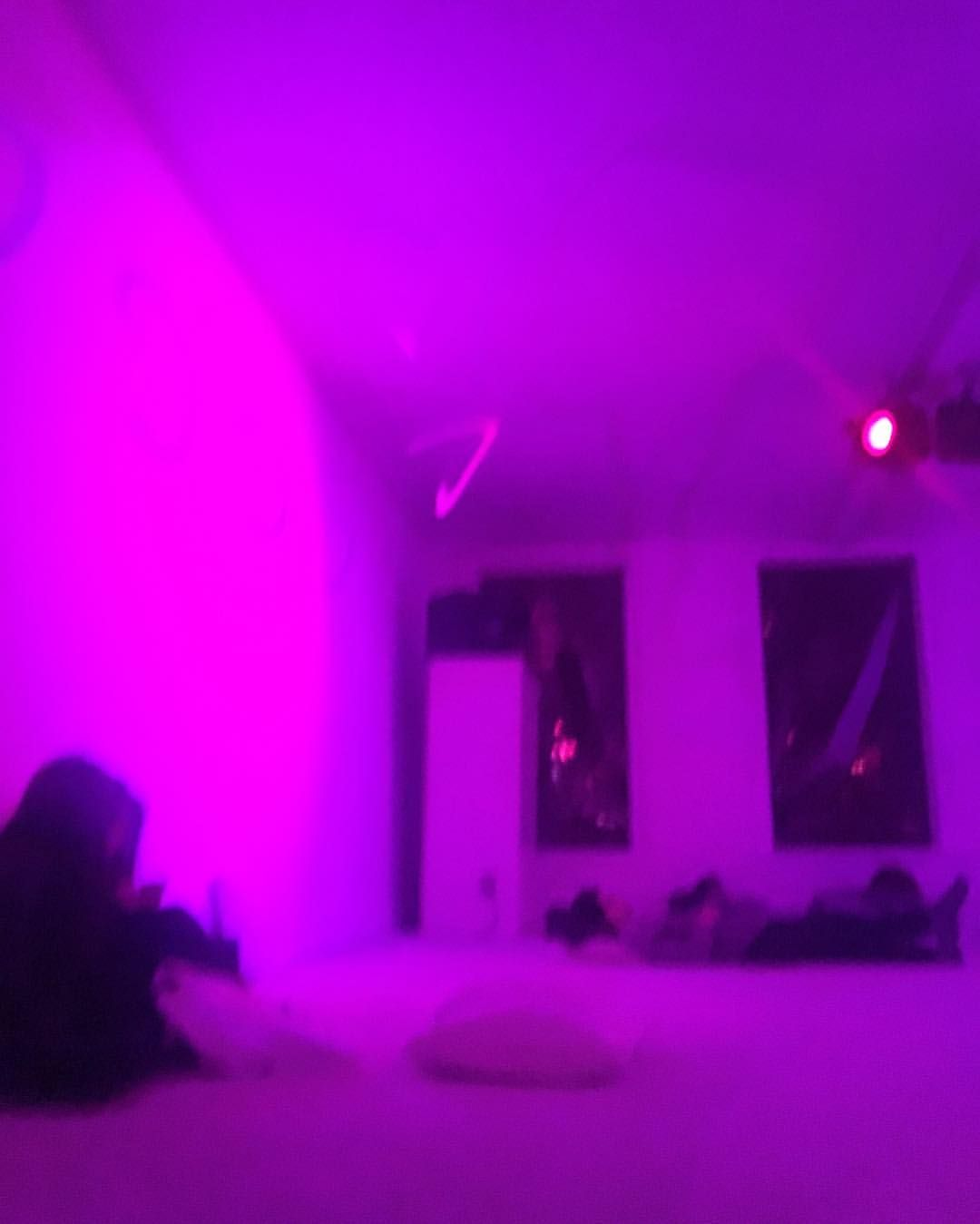 vibrations so powerful they create a force field to blur the photos you arent allowed to take but likely will anyway #lamonteyoung (at The Dream House)