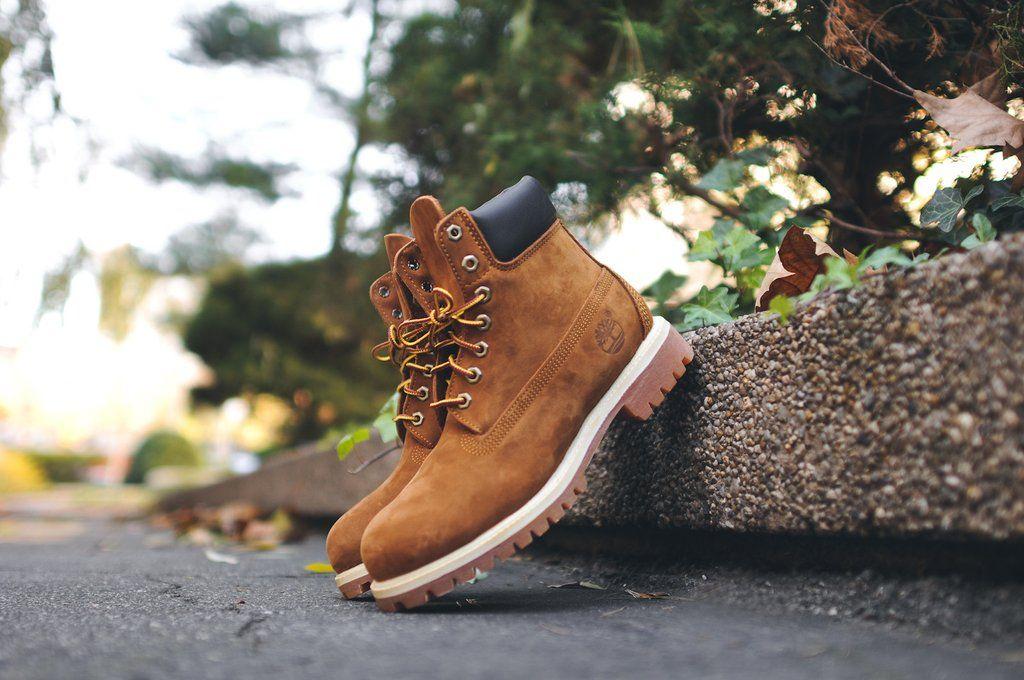 timberland rust