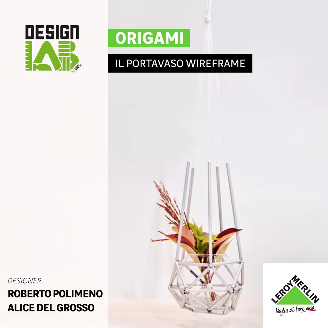 Design Fai Da Te Il Design Lab Di Leroy Merlin Tutorial Design