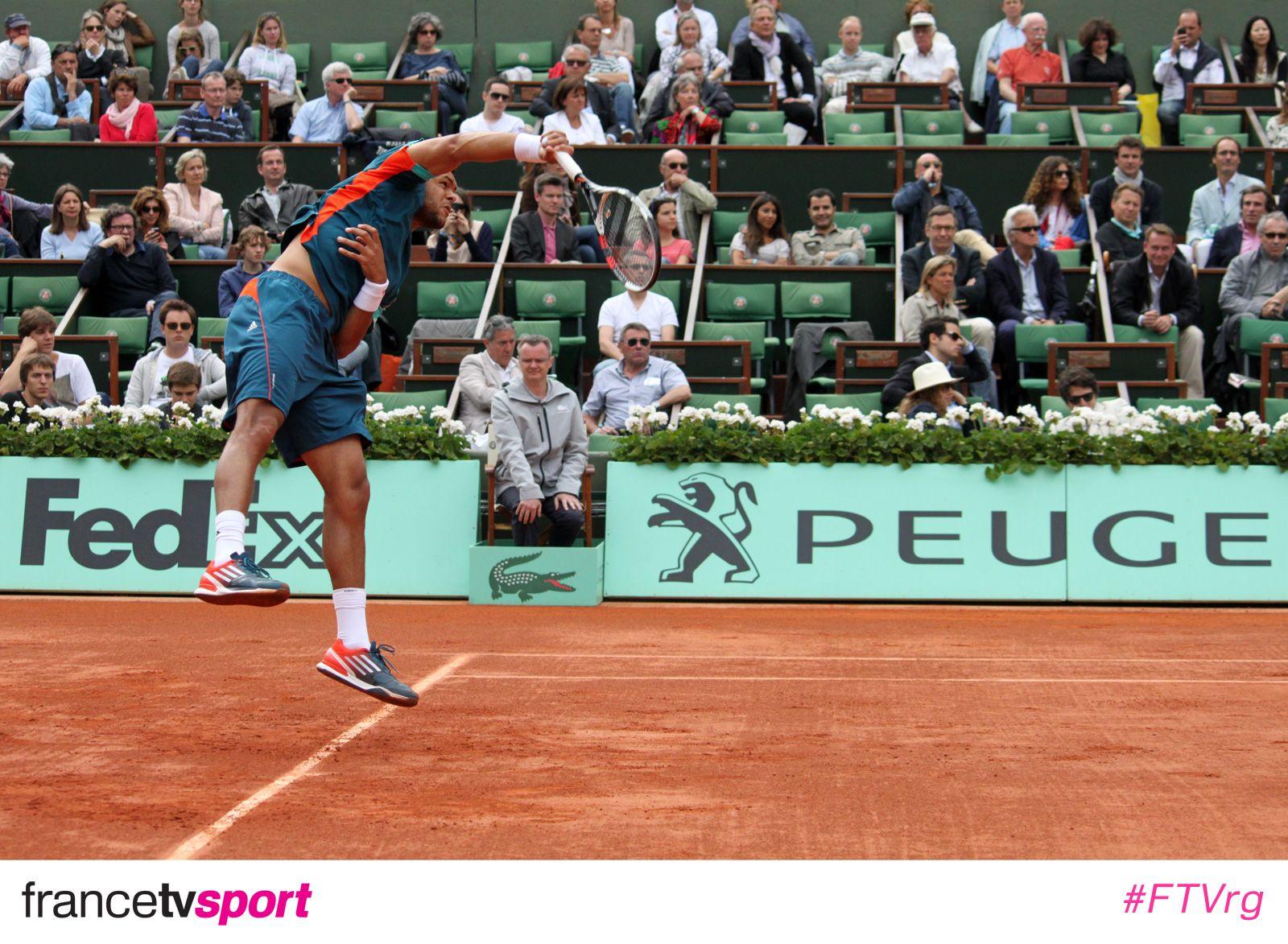Épinglé sur Roland Garros