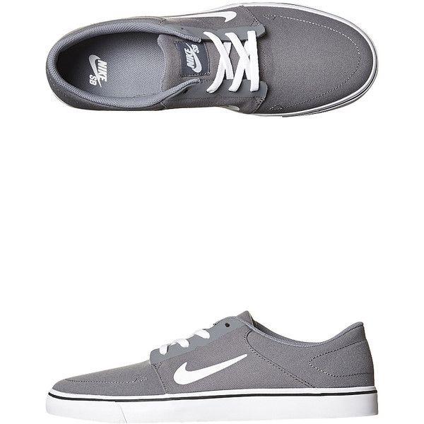 Chaussure De Toile De Portmore Nike Femmes - Magasin En Noir Et Blanc