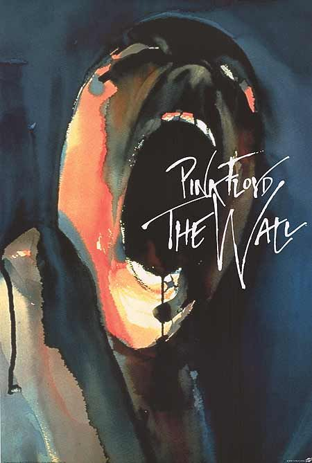 Pink Floyd The Wall 1982 Movie Posters 1960 1999