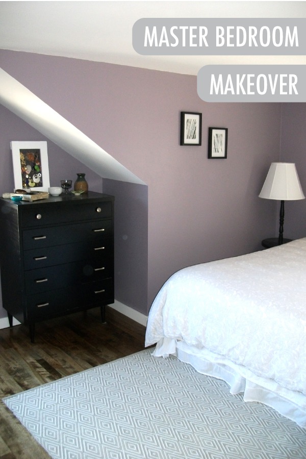 My Made-Over Master Bedroom