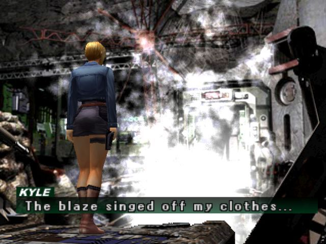 Parasite Eve 2 >> Parasite Eve 2 Part 56 Episode 55 The Beginning Of The