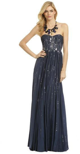 Rebecca Taylor Meteor Shower Gown - ShopStyle | Clothes make the man ...