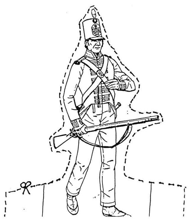 war of 1812 coloring pages for kids | History colouring pages ...