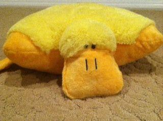 First Act Mg501 Ukulele Pillow Pets Animal Pillows Pet Ducks Pets