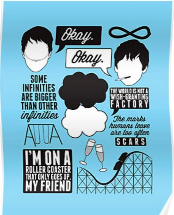 The Fault On Our Stars | The fault in our stars quotes ...