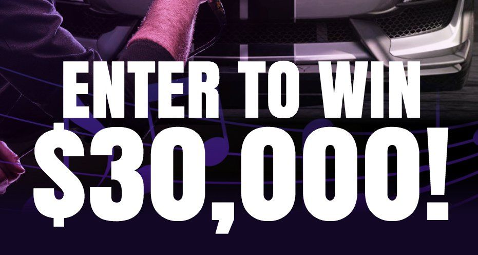 Enter This Ford Sweepstakes For A Chance To Win 30 000 Toward Your Next Ford Vehicle Purchase Just Enter Your Name Email A Car Ford Ford Vehicles