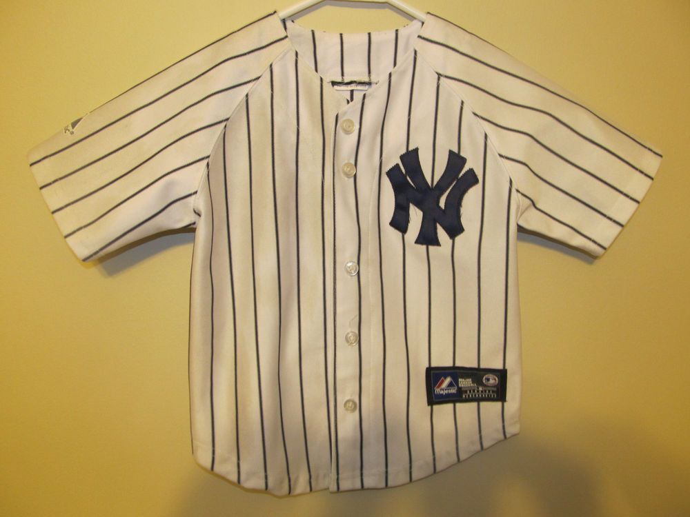 new arrival 92c5c f2527 New York Yankees jersey - Majestic Toddler 3T | Sports Mem ...