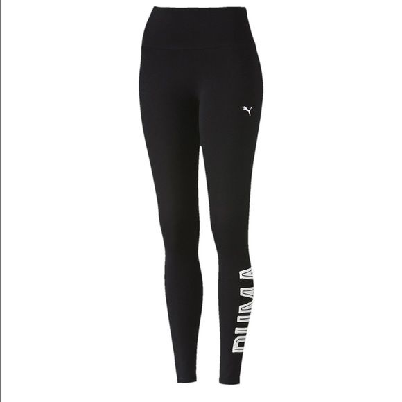 Women's Puma dry cell leggings! Size xl. Women's Puma dry cell leggings! Size xl. Worn once. Excellent condition!! Great stretch. Comy and cute. Puma Pants Leggings