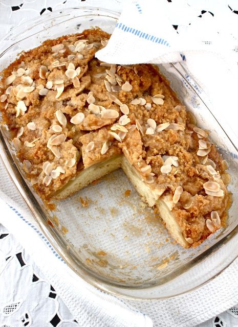 Traditional Apple Kuchen Lifesafeast Dessert Recipes Fruit Recipes Coffee Cake