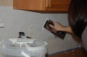 How To Grout And Tile