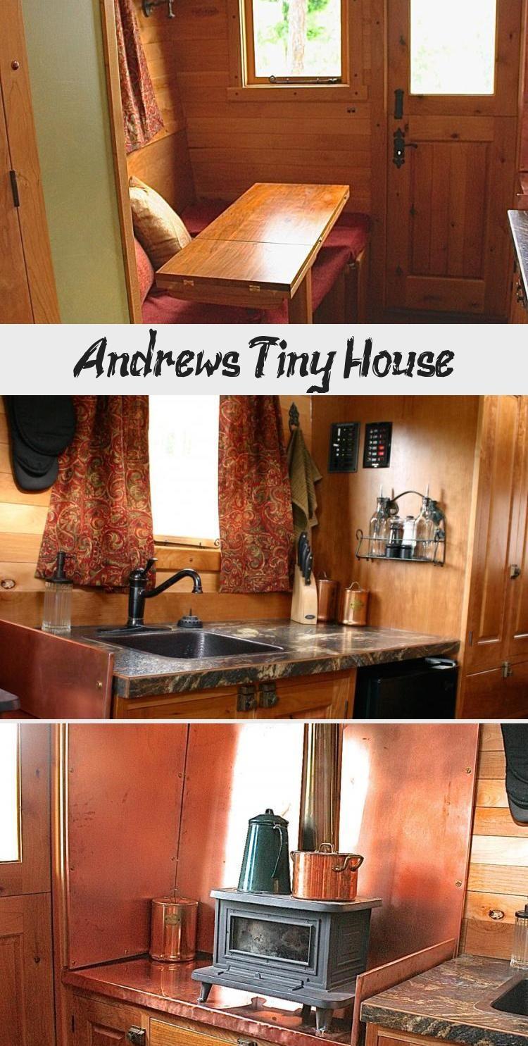 Andrew 8217 S Tiny House Tiny House Tiny Kitchen Tiny House Kitchen