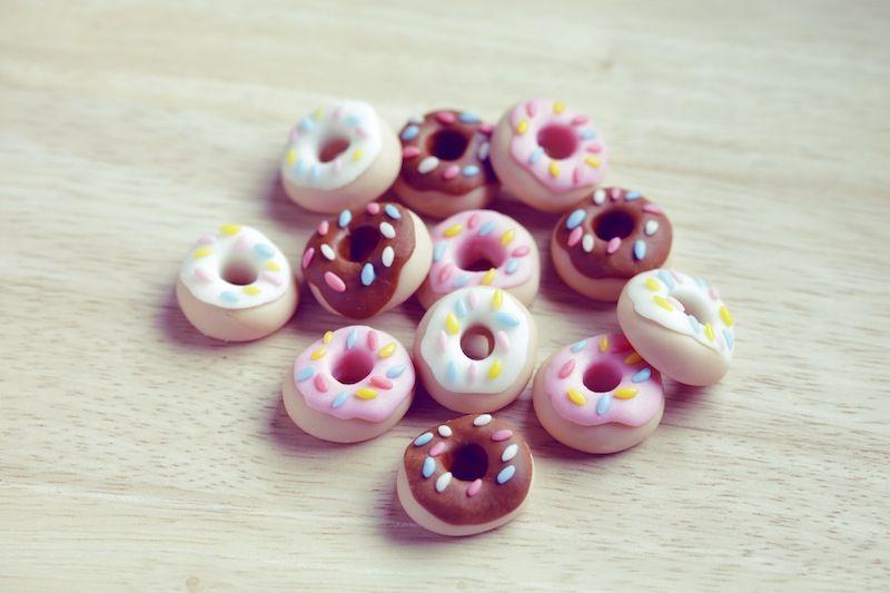 gf baked donuts) so cute