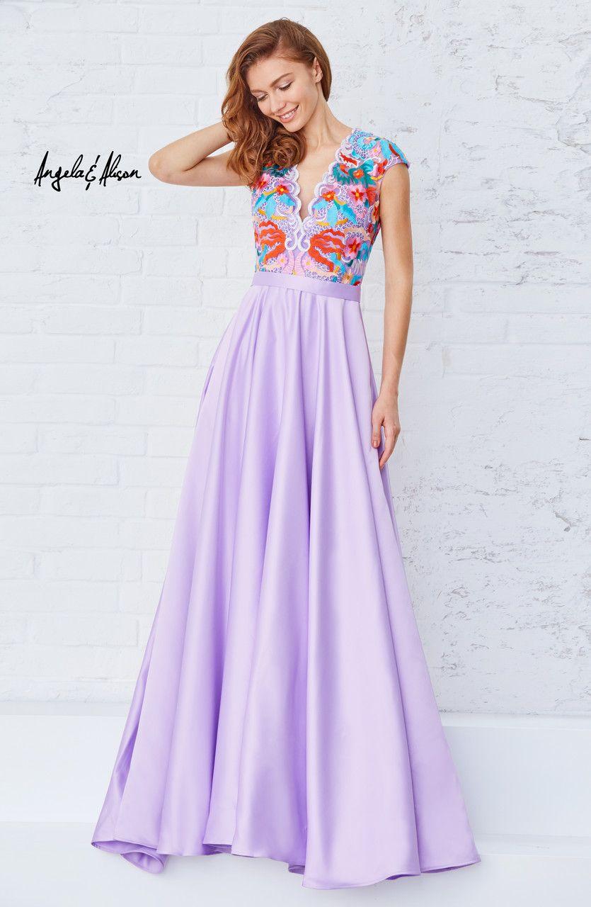 Angela & Alison 771079 Dress