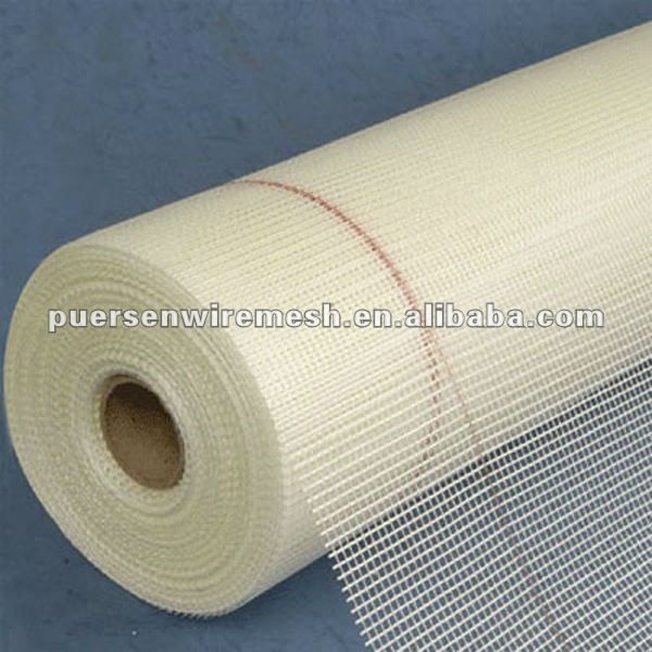 Fiberglass Mesh Fabric 160G/M2,cheap wall material $0 15