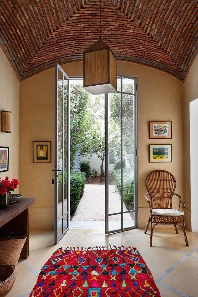 Country style homes main entrance house hall ideas also best images in rh pinterest