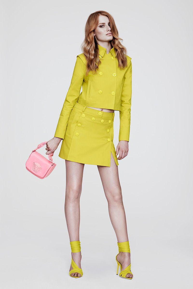 Versace Resort 2014 - Review - Fashion Week - Runway 6401d00025cbf