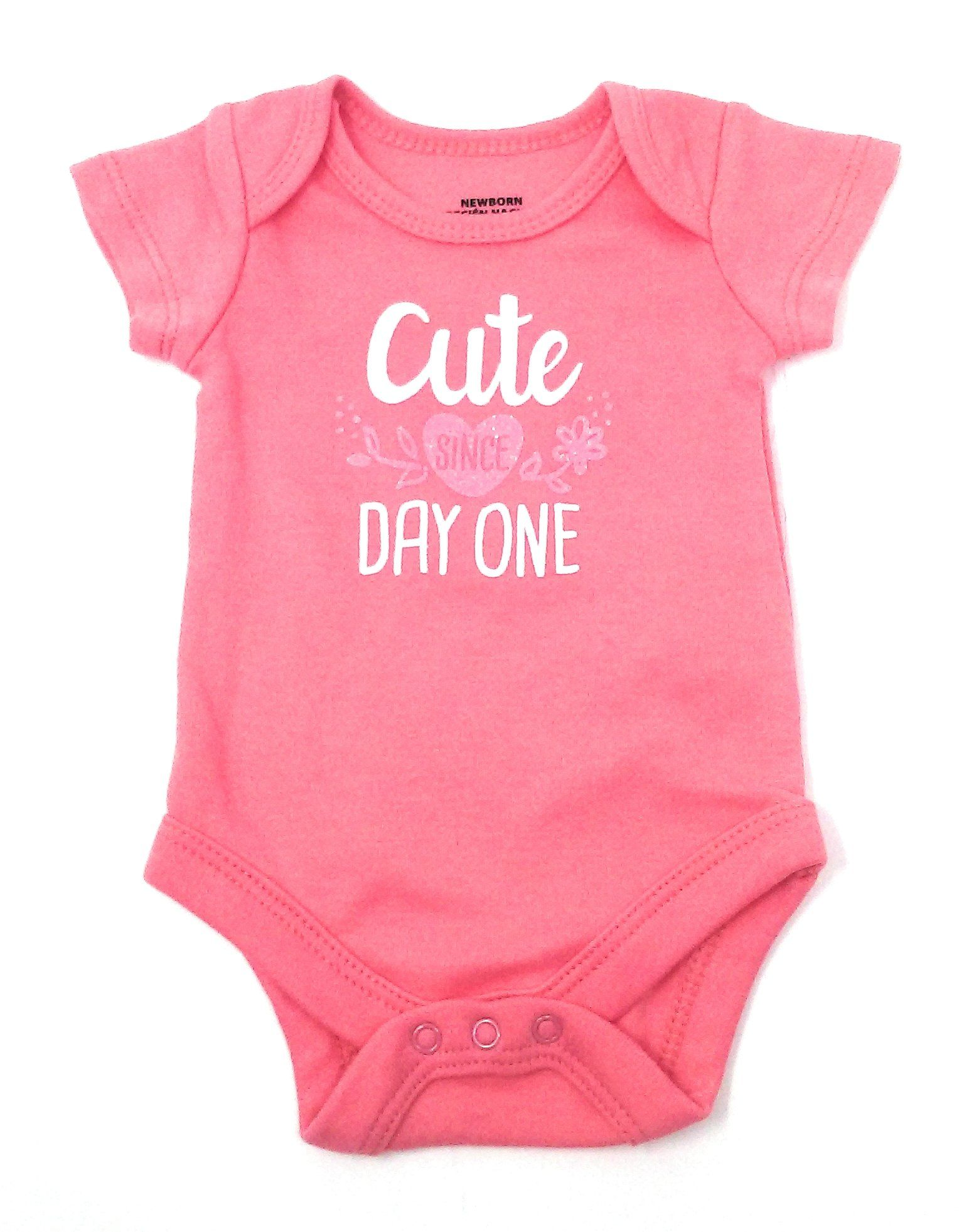 Infant Bodysuits Cute Sayings Assorted Sizes Colors And Great Baby Shower Jpg 1552x1962