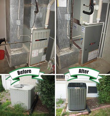 Service Gallery Hvac Services Heating And Air Conditioning Gas Furnace