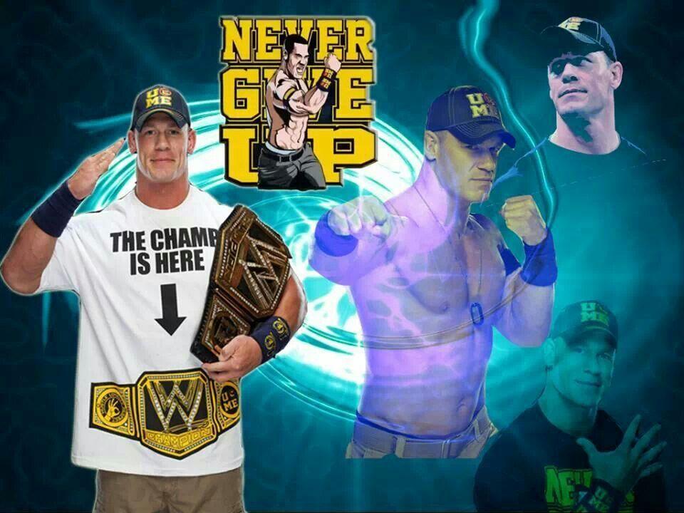 John Cena 11 Years Strong Never Give Up | John Cena