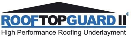 Rooftopguard Underlayment Metal Roof Longer Life