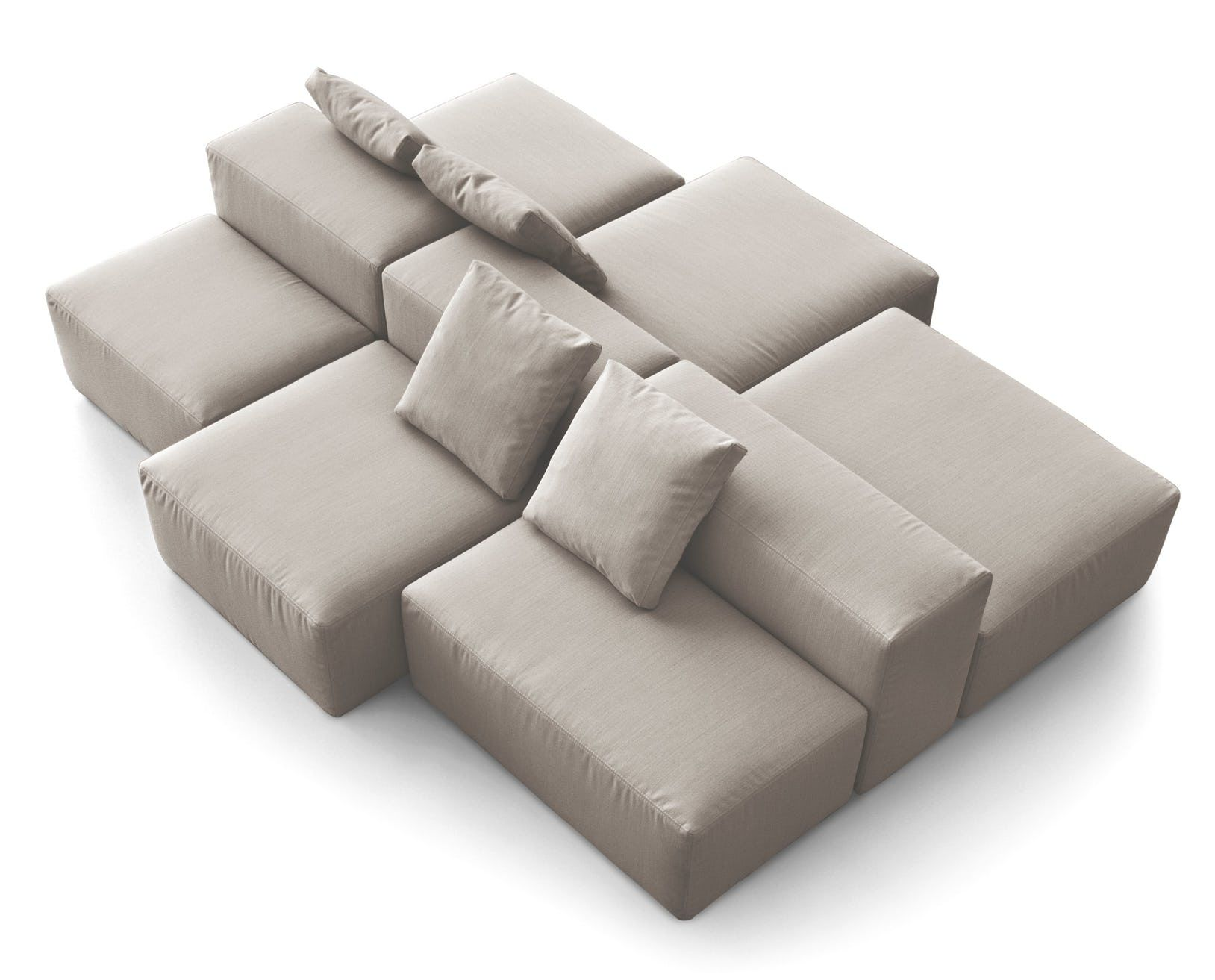Takimi Sofa By La Cividina Now Available At Haute Living Sofa Furniture Sofa Modular Sofa
